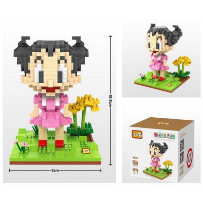 LOZ 9626 Astro Boy Block Excellent Decor Educational Gift for Kids 520Pcs / SetBlock Toys<br>LOZ 9626 Astro Boy Block Excellent Decor Educational Gift for Kids 520Pcs / Set<br><br>Brand: LOZ<br>Completeness: Semi-finished Product<br>Gender: Unisex<br>Materials: ABS<br>Package Contents: 520 x Block<br>Package size: 9.50 x 9.50 x 9.50 cm / 3.74 x 3.74 x 3.74 inches<br>Package weight: 0.150 kg<br>Stem From: Japan<br>Theme: Movie and TV