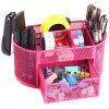 best 9-compartment Metal Wire Mesh Pen Holder