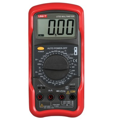 UNI-T UT55 LCD Digital Multimeter