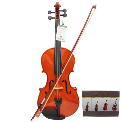 ASTONVILLA 16 inch Viola Musical Instrument for Music Lover / Beginner