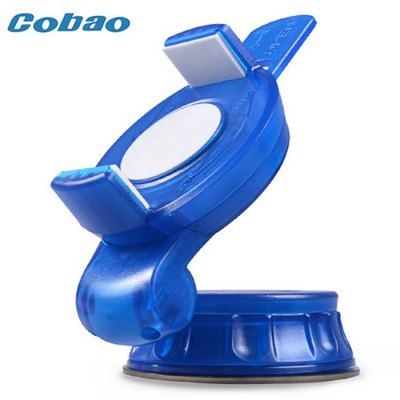 Cobao Car Adhesion Style Phone HolderStands &amp; Holders<br>Cobao Car Adhesion Style Phone Holder<br><br>Brand: Cobao<br>Compatibility: Blackberry,GALAXY Mega2,Galaxy Note 4,HTC,HTC One M9,iPhone 4/4S,iPhone 5/5S,iPhone 5C,iPhone 6,iPhone 6 Plus,iPhone 6S,iPhone seires,Mate 7,Moto,Moto X+1,Nokia,SAMSUNG,Samsung Note 5,Samsung S6,Samsu<br>Type: Mobile Holder<br>Material: ABS<br>Features: Adjustable Stand,Car Holder<br>Color: Blue,Coffee,Green,Orange,Red,White<br>Product weight: 0.300 kg<br>Package weight: 0.380 kg<br>Product size (L x W x H): 7.00 x 10.00 x 7.00 cm / 2.76 x 3.94 x 2.76 inches<br>Package size (L x W x H): 10.00 x 8.50 x 8.50 cm / 3.94 x 3.35 x 3.35 inches<br>Package Contents: 1 x Mobile Holder
