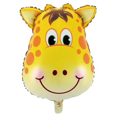 Giraffe Inflating Foil Balloon Auto-Seal Party Birthday Decor Toy for Kid / AdultClassic Toys<br>Giraffe Inflating Foil Balloon Auto-Seal Party Birthday Decor Toy for Kid / Adult<br><br>Nature: Balloon<br>Materials: Aluminum Film<br>Appliable Crowd: Unisex<br>Package weight: 0.012 kg<br>Package size: 10.00 x 10.00 x 10.00 cm / 3.94 x 3.94 x 3.94 inches<br>Package Contents: 1 x Giraffe Balloon