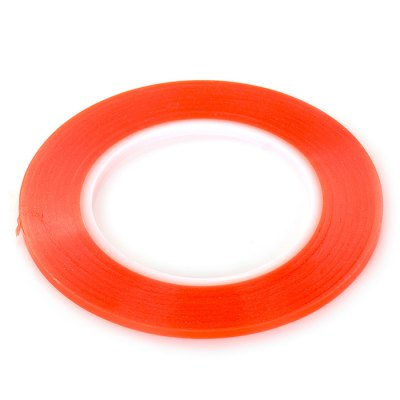 Transparent Double-sided Adhesive FilmTapes<br>Transparent Double-sided Adhesive Film<br><br>Material: Others<br>Color: Red<br>Product weight: 0.032 kg<br>Package weight: 0.054 kg<br>Product size (L x W x H): 14.90 x 0.40 x 0.40 cm / 5.87 x 0.16 x 0.16 inches<br>Package size (L x W x H): 16.00 x 2.00 x 2.00 cm / 6.30 x 0.79 x 0.79 inches<br>Package Contents: 1 x Transparent Double-sided Adhesive Film