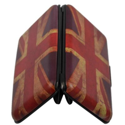 Union Jack Style Name Card Case HolderOther Supplies<br>Union Jack Style Name Card Case Holder<br><br>Material: ABS,Others<br>Color: Multi-color<br>Product weight: 0.068 kg<br>Package weight: 0.090 kg<br>Product size (L x W x H): 11.00 x 7.20 x 2.00 cm / 4.33 x 2.83 x 0.79 inches<br>Package size (L x W x H): 12.00 x 9.00 x 3.00 cm / 4.72 x 3.54 x 1.18 inches<br>Package Contents: 1 x Union Jack Pattern Name Card Case Holder