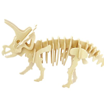 Robotime Dinosaur Style 3D Puzzle Fun Gift for Brain Development