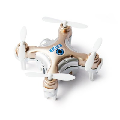 Cheerson CX - 10W QuadcopterRC Quadcopters<br>Cheerson CX - 10W Quadcopter<br><br>Brand: Cheerson<br>Built-in Gyro: Yes<br>Channel: 4-Channels<br>Detailed Control Distance: 15~30m<br>Features: WiFi FPV<br>Flying Time: 4mins<br>Functions: With light, Camera, FPV, Sideward flight, Speed up, Up/down, WiFi Connection, 3D rollover<br>Level: Beginner Level<br>Material: ABS/PS, Electronic Components<br>Mode: Mode 2 (Left Hand Throttle)<br>Model Power: Rechargeable Battery<br>Motor Type: Brushed Motor<br>Night Flight: Yes<br>Package Contents: 1 x CX - 10W Mobile RC Quadcopter, 1 x USB Charging Cable, 4 x Spare Blade, 1 x English Manual<br>Package size (L x W x H): 9.00 x 9.00 x 5.00 cm / 3.54 x 3.54 x 1.97 inches<br>Package weight: 0.1500 kg<br>Product size (L x W x H): 4.50 x 4.50 x 2.50 cm / 1.77 x 1.77 x 0.98 inches<br>Product weight: 0.0150 kg<br>Radio Mode: Mode 2 (Left-hand Throttle)<br>Remote Control: WiFi Remote Control<br>Transmitter Power: 4 x 1.5V AA battery(not included)<br>Type: Quadcopter