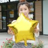 18 inch Five-pointed Star Inflating Foil Balloon Auto-Seal Party Decoration Toy for Kids / Adult for sale