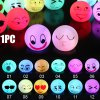 Facial Expression Shape LED Night Light Atmosphere Beside Lamp deal