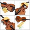 6 in 1 4 / 4 Violin Cleaning Kit for sale