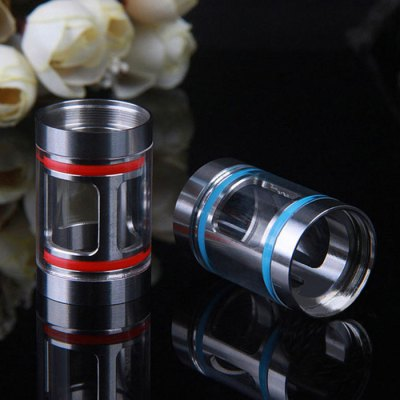 Upgraded E Cigarette Glass Tank for Kayfun Quartz Kit