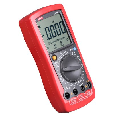 ФОТО UNI-T UT58E LCD Digital Multimeter