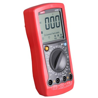 ФОТО UNI-T UT58C LCD Digital Multimeter