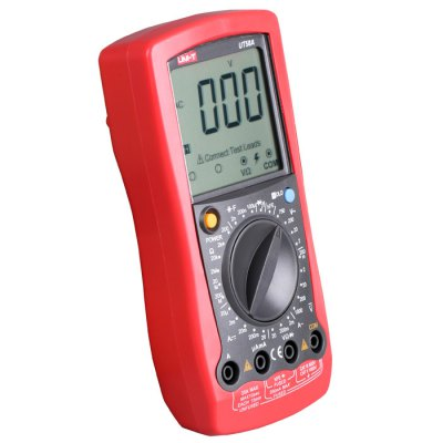ФОТО UNI-T UT58A LCD Digital Multimeter