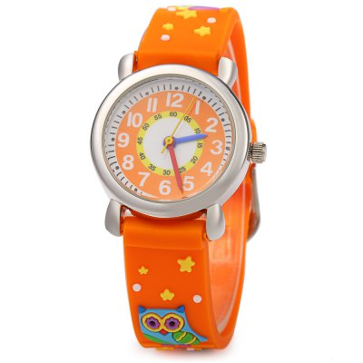 Quartz Kids Watch