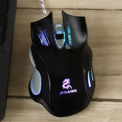 JEQANG JM-1989 Wired USB Gaming Mouse