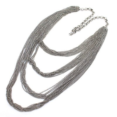 NC-837 Convolve Women Necklace