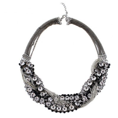 NC-643 Convolve Necklace for Ladies
