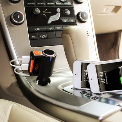 BC09 Bluetooth Car Charger