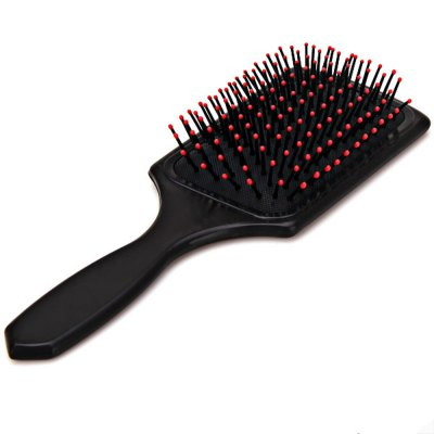 Practical Comfortable Health Wide Tine Massage Scalp Hair Brush Makeup Airbag Comb