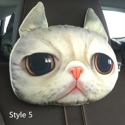 Animal Car Vehicle Traveling Headrest Pillow Neck Rest Cushion PadCar Seat Cushion<br>Animal Car Vehicle Traveling Headrest Pillow Neck Rest Cushion Pad<br><br>Material: Polyester + Carbon<br>Type: Cushions And Pillows<br>Product weight: 0.278 kg<br>Package weight: 0.320 kg<br>Product size (L x W x H): 22.00 x 30.00 x 10.00 cm / 8.66 x 11.81 x 3.94 inches<br>Package size (L x W x H): 32.00 x 24.00 x 15.00 cm / 12.60 x 9.45 x 5.91 inches<br>Package Contents: 1 x Cushion