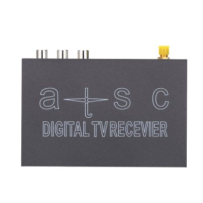 T1008 Car ATSC Digital TV Receiver BoxOther Car Gadgets<br>T1008 Car ATSC Digital TV Receiver Box<br><br>Material: Electronic Components,Metal,Plastic<br>Color: Gray<br>Product weight: 0.260KG<br>Package weight: 0.830 KG<br>Product size (L x W x H): 11.60 x 7.60 x 2.40 cm / 4.57 x 2.99 x 0.94 inches<br>Package size (L x W x H): 22.00 x 18.00 x 12.00 cm / 8.66 x 7.09 x 4.72 inches<br>Package Contents: 1 x Car Digital TV Receiver, 1 x Remote Controller, 1 x Antenna, 1 x AV Cable Harness, 1 x Power Cable, 1 x IR Line, 1 x English User Manual