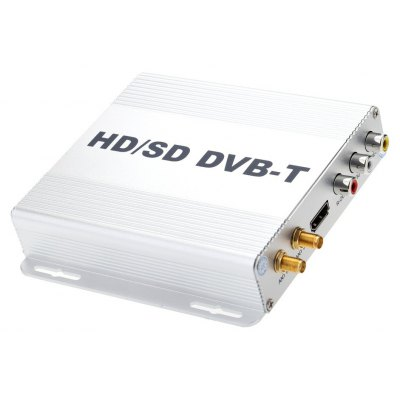 DVB-T999B Car DVB-T Digital TV Receiver Box