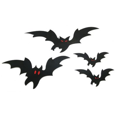 4pcs Car Door Bat Pattern StickerCar Stickers<br>4pcs Car Door Bat Pattern Sticker<br><br>Type: Car Stickers<br>Material: Plastic<br>Color: Black,Blue,Red,White,Yellow<br>Product weight: 0.040KG<br>Package weight: 0.110 KG<br>Product size (L x W x H): 25.00 x 10.00 x 0.10 cm / 9.84 x 3.94 x 0.04 inches<br>Package size (L x W x H): 27.00 x 12.00 x 2.00 cm / 10.63 x 4.72 x 0.79 inches<br>Package Contents: 4 x Sticker