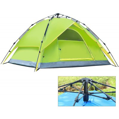 AOTU AT6509 4-Person 3-Season Automatic Camping Tent