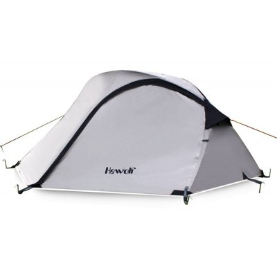 Hewolf 3-Season 2-Person Dual Layer Camping Tent