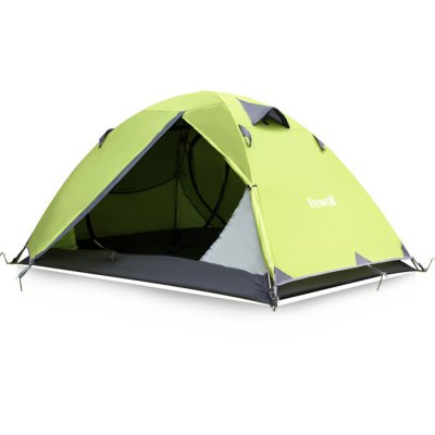 Hewolf 2-Person Water Resistant Camping Tent