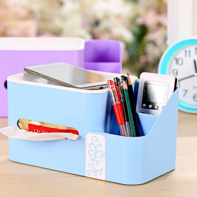 Creative Living Tissue Box Multipurpose Storage Box