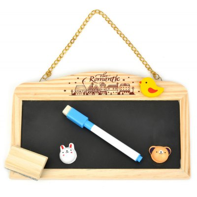 Cute Mini Hanging Cartoon Style Message Board