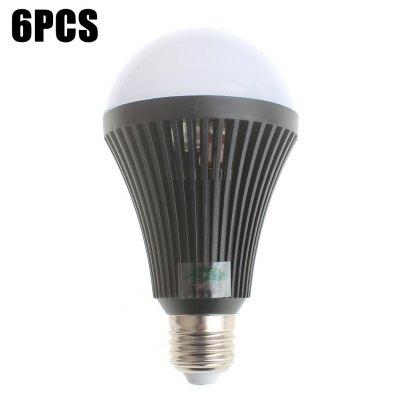 6pcs Zweihnder 9W E27 32 x SMD 2835 900Lm LED Ball Bulb