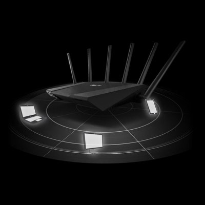 Original ASUS RT-AC3200 3200Mbps Wireless Router
