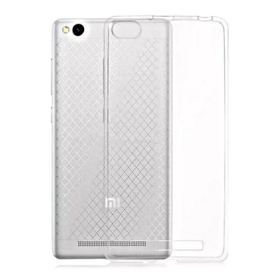 ASLING Protective Transparent Case for Xiaomi Redmi 3 TPU Material