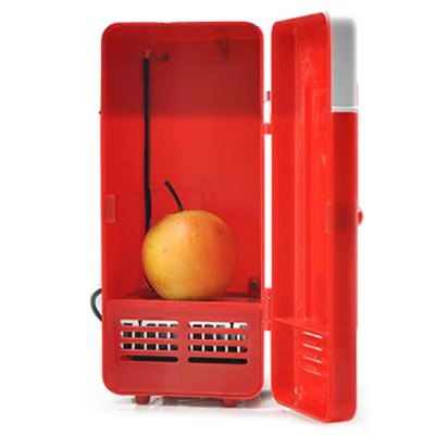 2 in 1 Mini USB Refrigerators