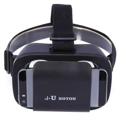 NOTON Lightweight Virtual Reality 3D VR Glasses for 4.7 - 6 inch Mobile PhoneVR Headset<br>NOTON Lightweight Virtual Reality 3D VR Glasses for 4.7 - 6 inch Mobile Phone<br><br>Color: Black<br>Compatible with: Smartphones<br>Features: Lightweight<br>Focus Adjustment: No<br>FOV: 95 degrees<br>FOV Range: 90 - 110 degree<br>Games support: No<br>Interface: No<br>IPD (Interpupillary distance): No<br>IPD Adjustment: No<br>Material: ABS<br>Package Contents: 1 x 3D Glasses, 1 x Cleaning Cloth, 1 x Chinese and English User Manual<br>Package size (L x W x H): 15.50 x 10.10 x 9.00 cm / 6.1 x 3.98 x 3.54 inches<br>Package weight: 0.238 kg<br>Product size (L x W x H): 14.40 x 8.80 x 8.40 cm / 5.67 x 3.46 x 3.31 inches<br>Product weight: 0.156 kg<br>Smartphone Compatibility: 4.7 - 6.0 inch<br>Space for Glasses: Yes<br>VR Glasses Type: VR Glasses