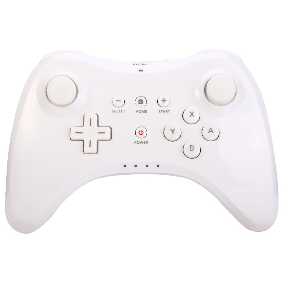 Wireless Bluetooth Game Controller with U Pro Style for Nintendo Wii U