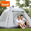 cheap Hewolf 4-Person Dual Layer Summer Automatic Camping Tent
