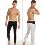 Buy Male Sports Fitness Pants M BLACK