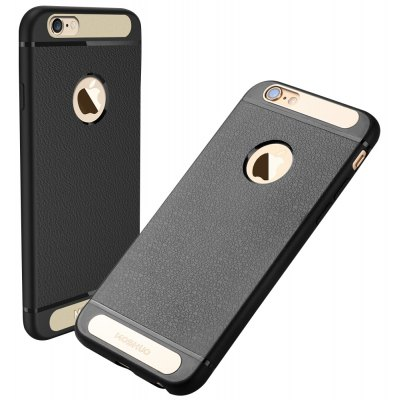 MOSHUO Back Case for iPhone 6 / 6S with Metal