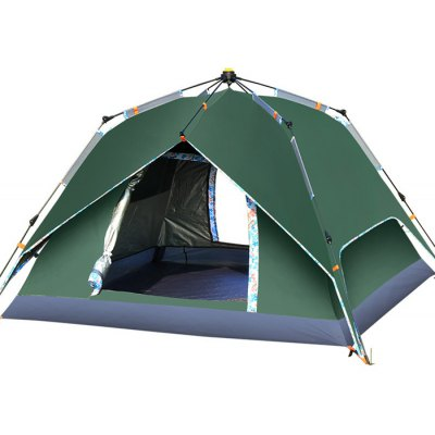 GAZELLE OUTDOORS Three Person Spinning Type Automatic Tent