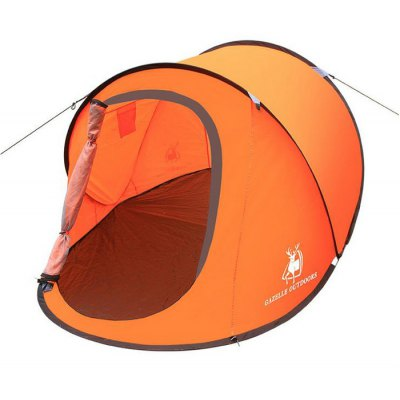 GAZELLE OUTDOORS 2-Layer 2-Person Automatic Tent