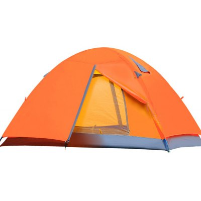 GAZELLE OUTDOORS 2-Layer 2-Person Camping Tent