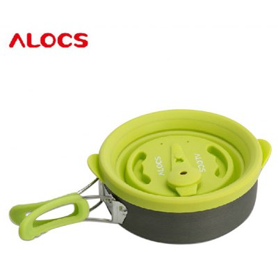ALOCS CW-K05 Portable 1.6L Multi-function Camping Pot