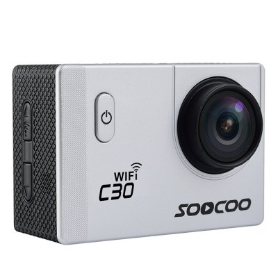 Original SOOCOO C30 WiFi 170 Degree 4K Ultra HD Action Camera