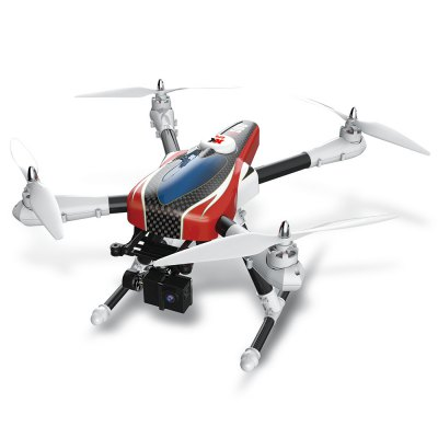 XK X500 2.4GHz RC Quadcopter with GPS Tracking