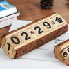 Small Wooden Calendar Decors for sale