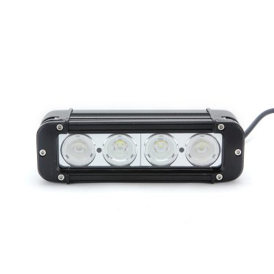 DYSC30-40W-Combo 40W 4000lm SUV Auto Working LightCar Headlights<br>DYSC30-40W-Combo 40W 4000lm SUV Auto Working Light<br><br>Model: DYSC30-40W-Combo<br>Type: Work Light<br>Connector: Cable Connector<br>LED type: CREE<br>LED/Bulb quantity: 4pcs<br>Emitting color : White<br>Voltage: 10-60V<br>Power: 40W<br>Lumens: 4000lm<br>Material: Metal,Plastic<br>Type of lamp-house : LED<br>Apply lamp position : External Lights<br>Product weight: 1.300KG<br>Package weight: 1.500 KG<br>Product size (L x W x H): 20.30 x 6.40 x 9.20 cm / 7.99 x 2.52 x 3.62 inches<br>Package size (L x W x H): 35.50 x 13.50 x 14.50 cm / 13.98 x 5.31 x 5.71 inches<br>Package Contents: 1 x Car Working Light, 2 x Bracket, 3 x Screw