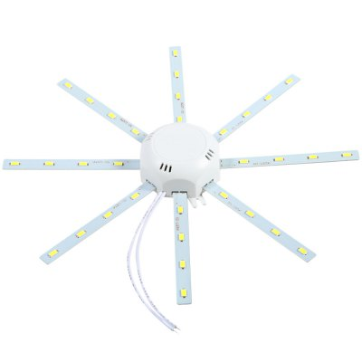 16W 1280Lm SMD 5730 Octagonal LED Ceiling Lamp Fixture